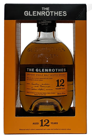 Glenrothes  12YO Scotch Whisky
