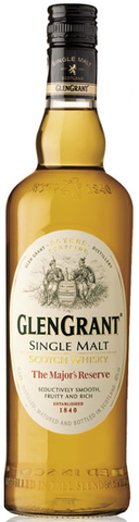 Glen Grant The Majors Reserve Scotch Whiskey