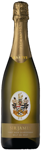 Hardys Sir James Brut De Brut Sparkling