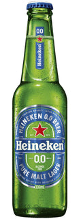 Heineken 0.0 Alcohol Lager 330ml Bottle