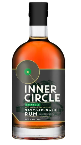 Inner Circle Green Dot 5YO Navy Strength Rum