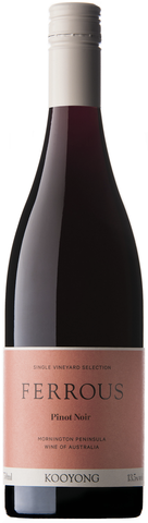 Kooyong Single Vineyard Ferrous Pinot Noir