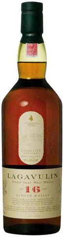Lagavulin 16 Year Old Scotch Whisky