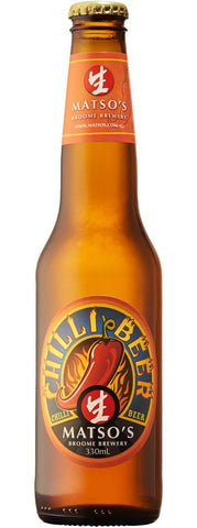Matso's Chilli Beer