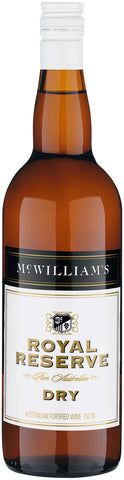 McWilliams Royal Reserve Dry Sherry
