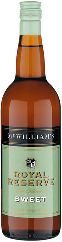 McWilliams Royal Reserve Sweet Sherry