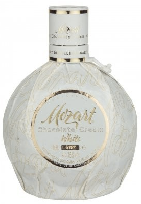 Mozart Liqueur White Chocolate