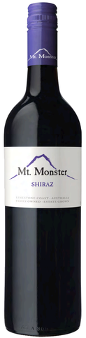 Mt Monster Shiraz