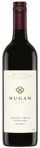 Nugan Estate Manuka Grove Vineyard Durif