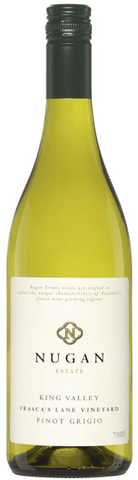 Nugan Estate Frasca's Lane Vineyard Pinot Grigio