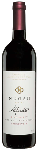 Nugan Estate Frasca's Lane Vineyard Alfredo Sangiovese