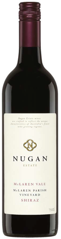 Nugan Estate Parish Vineyard Shiraz