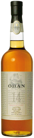 Oban 14 Year Old Scotch Whisky
