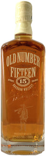 Old Number Fifteen Bourbon Whiskey