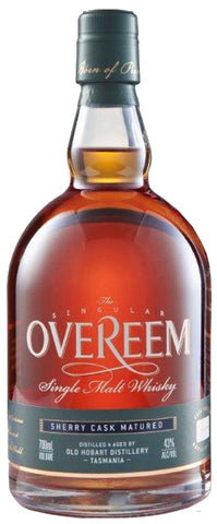 Overeem Sherry Cask Single Malt Whisky