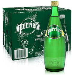 Perrier Sparkling Water 750ml - Case of 12