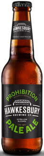 Hawkesbury Prohibition Pale Ale Ultra Low Alcohol