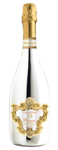 Calappiano 18K White Prosecco Extra Dry DOC