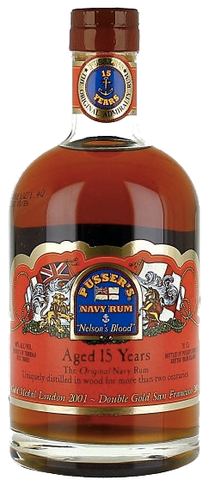 Pusser's Navy Rum Aged 15 Years