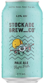 Stockade Brew Co Flight Path Pale Can
