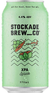 Stockade Brew Co XPA Spicer Can