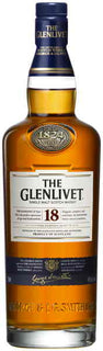 Glenlivet 18 Year Old Scotch Whisky