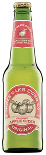 Three Oaks Original Crushed Apple Cider