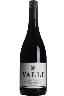 Valli Bannockburn Vineyard Pinot Noir