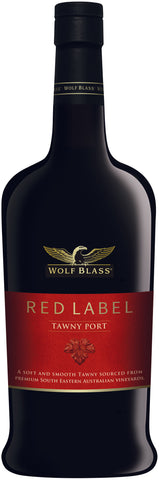 Wolf Blass Red Label Reserve Tawny