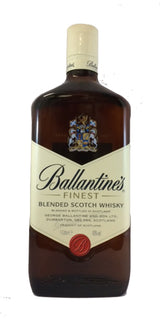 Ballantines Finest Scotch whisky 1L