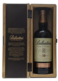 Ballantines Blended Scotch Whisky 30 YO
