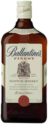Ballantines Finest Scotch 750ml
