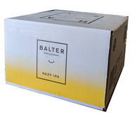 Balter Hazy IPA - Case of 16 x 500ml
