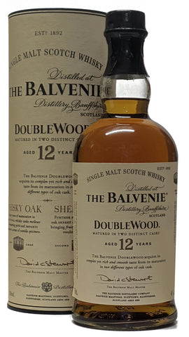 The Balvenie 12 Year Old Scotch Whisky