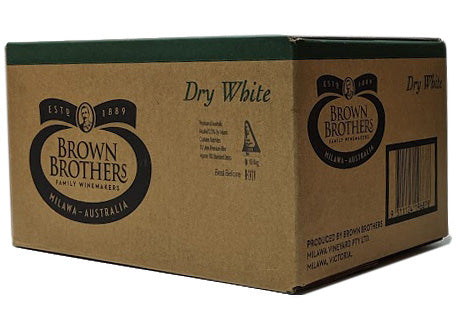 Brown Brothers Dry White Cask 10L