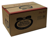 Brown Brothers Dry Red Cask 10L