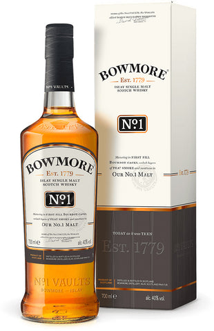 Bowmore No1 Islay Single Malt