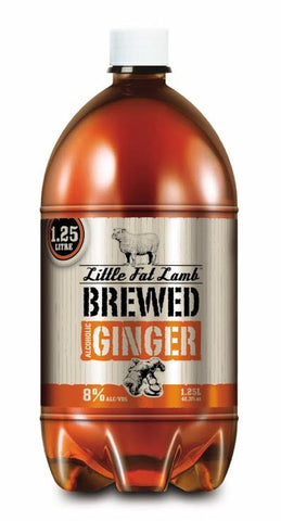 Little Fat Lamb Brewed Ginger 1125ml