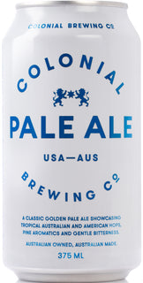 Colonial Pale Ale - Case of 24