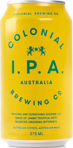 Colonial IPA- Case of 24