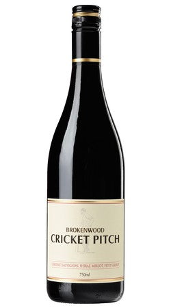 Brokenwood Cricket Pitch Red Blend