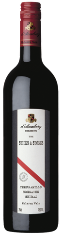d'Arenberg The Sticks & Stones Temperanillo Grenache
