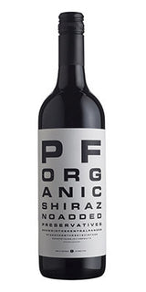 David O'Dea PF Organic Shiraz