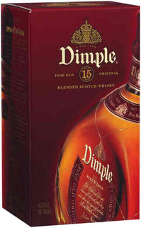 Dimple 15YO Fine Old Blended Scotch Whisky