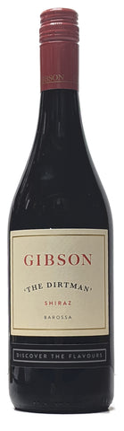 Gibson The Dirtman Shiraz