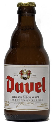 Duvel Golden Ale Bottle 330ml