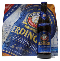 Erdinger Alkoholfrei Wheat Beer - Case of 12 x 500ml