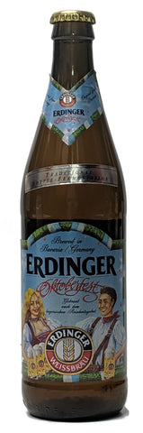 Erdinger Oktoberfest Beer - Case of 12