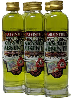 Grande Absente Absinthe Pack of Six Miniatures (6x100ml)