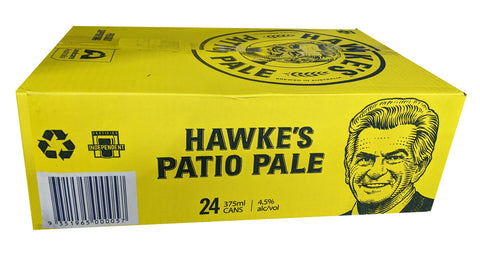 Hawkes Patio Pale - Case of 24